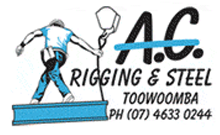 Ag Rigging and Steel Logo